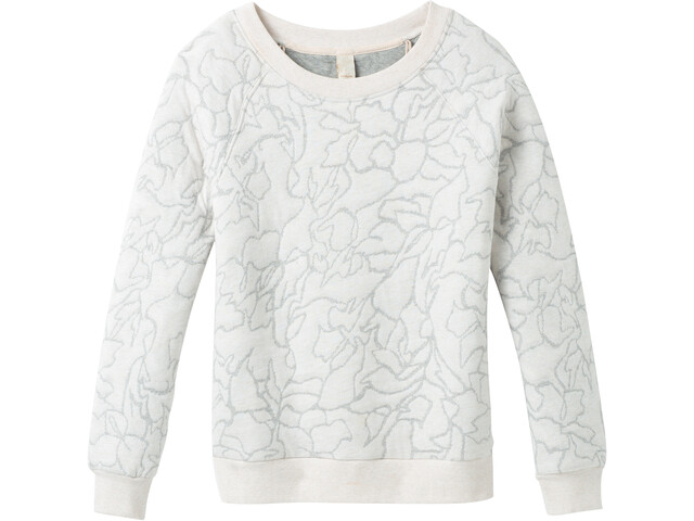 Prana Carin Pullover Women soft white